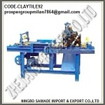 Auto Clay Column Cutting Machine