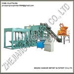PPR 6 15 Concrete Tile Brick Making Machine