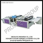 Non-Woven Fabric Roll Cutting Machine