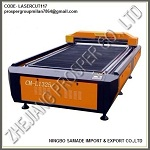 Wooden Laser Cutting Machine